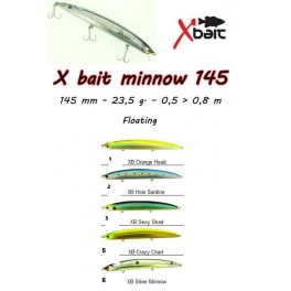 X-BAIT M 145
